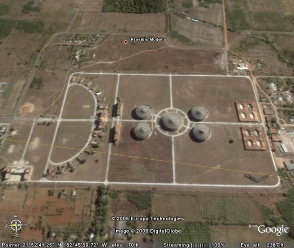 Prison Presidio Modelo - Cuba 3