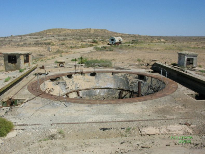 Underground Missile Silos as a Home   dpr-barcelona