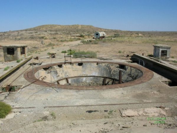 Underground Missile Silos as a Home | dpr-barcelona