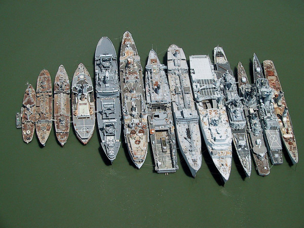 Where Do Ships And Planes Go To Die Graveyards As Micronations Dpr Barcelona
