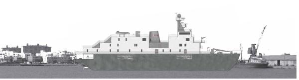 Apotheca Ship