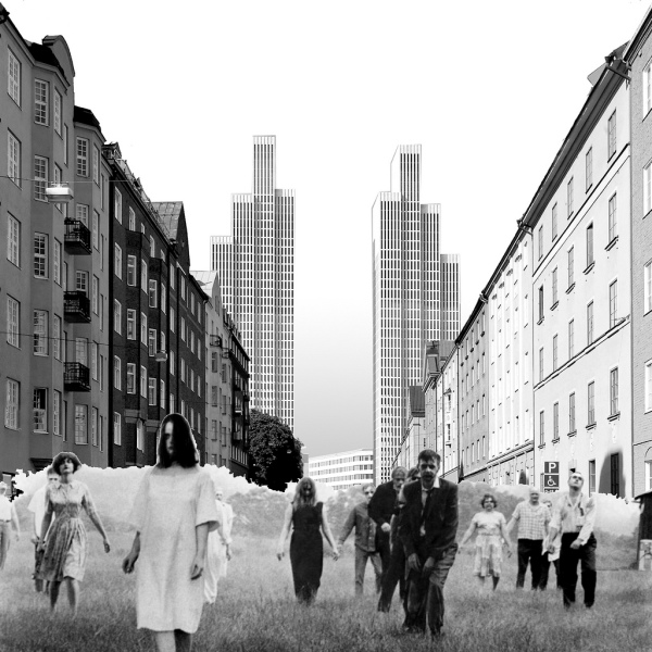Wormholes in stockholm economy dpr barcelona for Superstudio barcelona